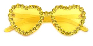 1248 Elva  yellow glasses