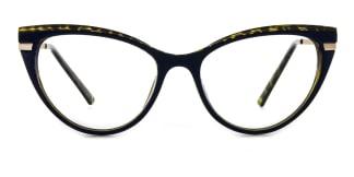 15403 Bing Cateye floral glasses