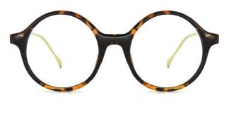1659 Catherine Round tortoiseshell glasses