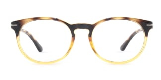 18145 Jeremy Oval yellow glasses