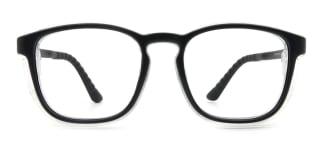 18178 Josephina Rectangle black glasses
