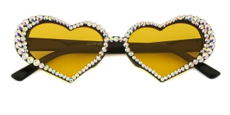 18709 Fionnula  black glasses