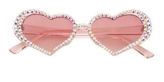 18709 Fionnula  pink glasses
