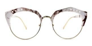 20212 Jeanne Geometric other glasses