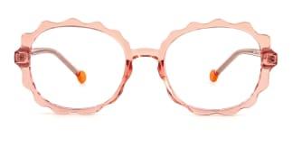 20261 Aislin  pink glasses