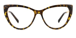 2062 Amarante Cateye tortoiseshell glasses