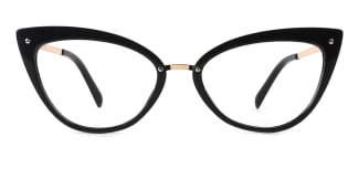20701 Arden Cateye black glasses