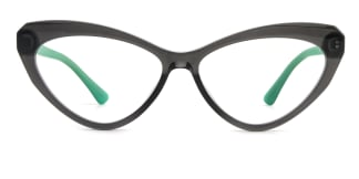 20751 Antoine Cateye grey glasses
