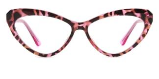 20751 Antoine Cateye tortoiseshell glasses