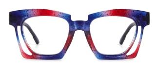 2237 Dalia Rectangle multicolor glasses