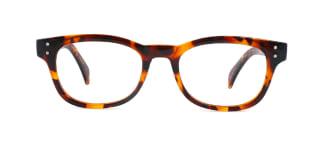 2249 Fenton Rectangle tortoiseshell glasses