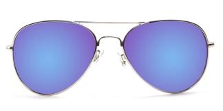 3025 Mag Aviator blue glasses
