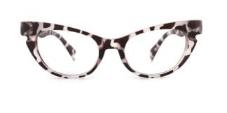 30521 Raelyn Cateye tortoiseshell glasses
