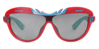3490 Vlada Cateye red glasses
