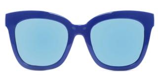 3513 Tata Rectangle blue glasses