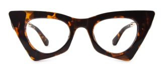 42015 Antonina Cateye tortoiseshell glasses