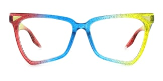 5310 Lena Butterfly multicolor glasses