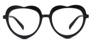5330 Odella  black glasses