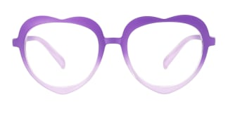 5330 Odella  purple glasses
