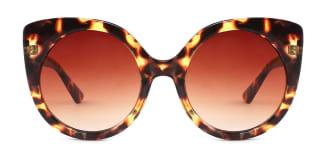 6926 Mia Cateye tortoiseshell glasses