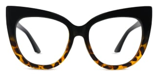 90377 Lola Cateye black glasses