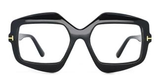 9096 Katie  black glasses