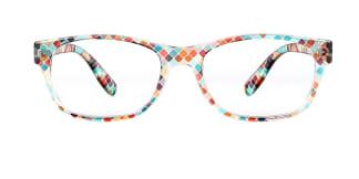 9112 Xavia Rectangle multicolor glasses