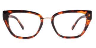 92146 Yadira Cateye tortoiseshell glasses