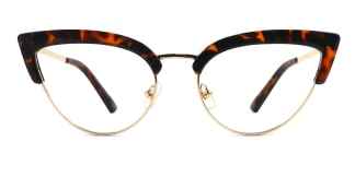 92185 Anthea Cateye tortoiseshell glasses