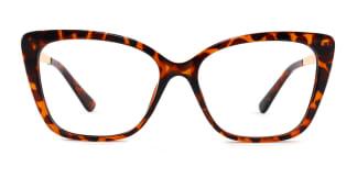 92313 Gigi Cateye tortoiseshell glasses