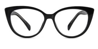 92372 Ami Cateye black glasses