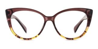 92372 Ami Cateye tortoiseshell glasses