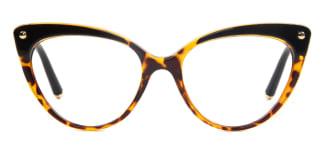 93308 Sims Cateye tortoiseshell glasses