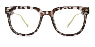 95837 Amberann Rectangle other glasses