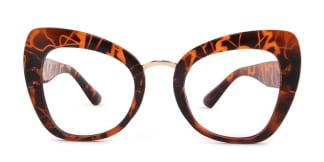 97672 Yanessa Cateye other glasses