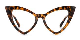 98044 dominic Cateye tortoiseshell glasses