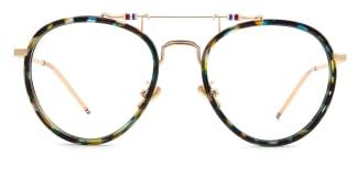 F9318 Ulrica Aviator floral glasses