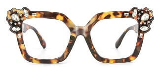 JR66350 Dania Cateye tortoiseshell glasses