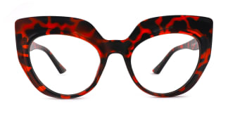 K9620 Sasha Cateye tortoiseshell glasses
