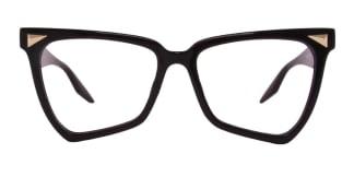 K96321 Quella Butterfly black glasses