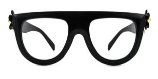 Z2245 Delu Aviator black glasses