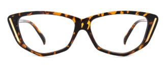 Z3390 Finola Cateye tortoiseshell glasses